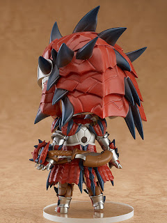 "Nendoroid Hunter: Female Rathalos Armor Edition y DX Ver. de ""Monster Hunter"" - Good Smile Company"