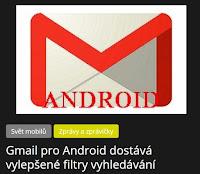 Gmail pro Android dostává vylepšené filtry vyhledávání - AzaNoviny