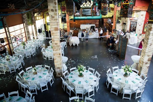 Oasis Wedding Venue Oasis Restaurant Austin TX