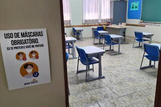 Escola de Campinas suspende aulas após 47 casos de Covid-19