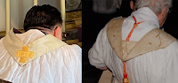 Sacristy Tips: The Roman Method for Wearing a Roman Stole