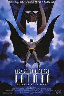 Poster de Batman the mask of the phantasm