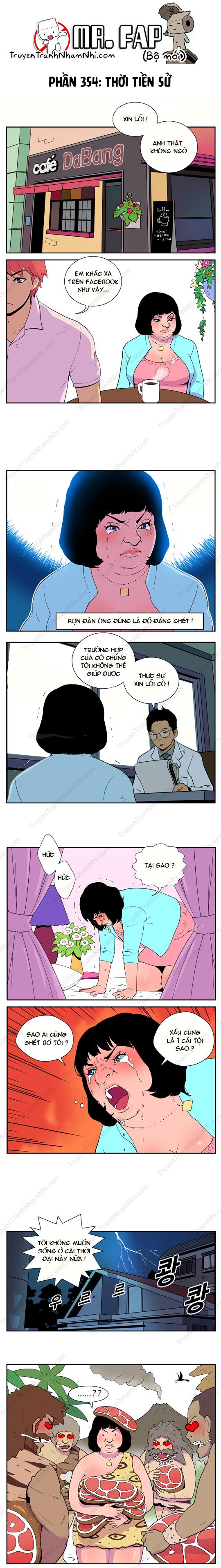 Mr. FAP (bộ mới) phần 353: Chia tay đòi quà