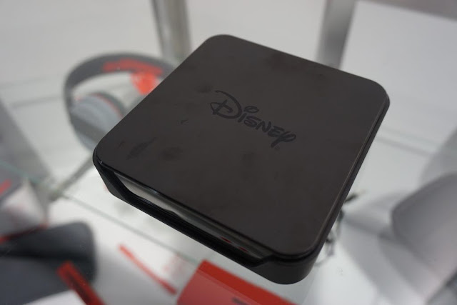 Disney anuncia su propia consola de videojuegos y películas