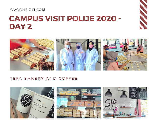 Teaching Factory Bakery and Coffee Polije