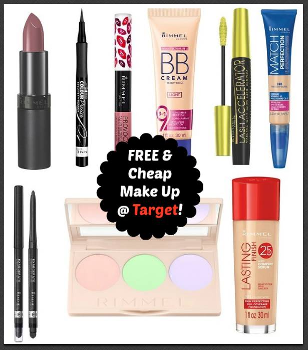 7716290c890 Target: *HOT* FREE Rimmel Make Up with $7 in new coupons Deals and ...