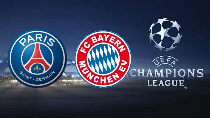 بث مباشر مباراة باريس سان جيرمان وبايرن ميونخ