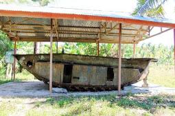 Bangkai Tank Amphibi di Morotai, Saksi Bisu Perang Dunia II di Indonesia