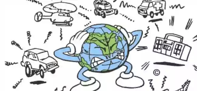 Essay on Noise Pollution or Sound Pollution