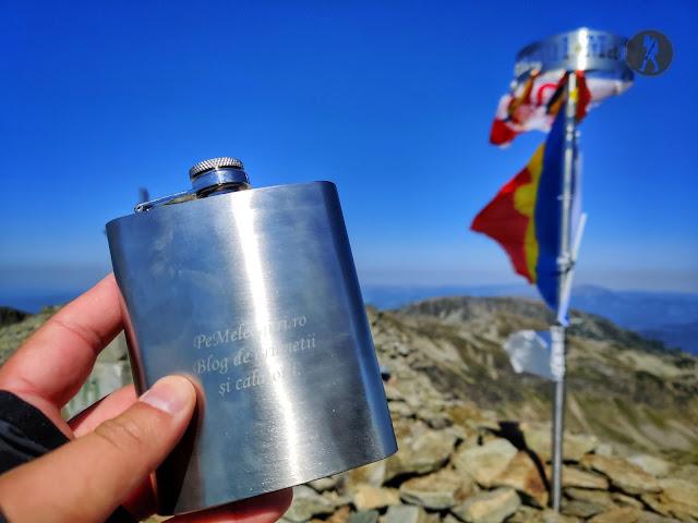 Traseu în Munții Parâng - Vârful Parângul Mare (2519 m)