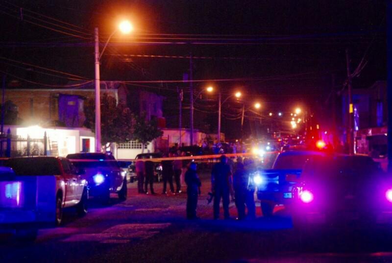 Fotos: Masacre en centro de rehabilitación deja 16 ejecutados y 12 heridos en Cd. Juárez