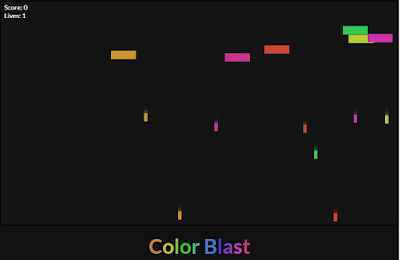 Color Blast By Nate Wiley