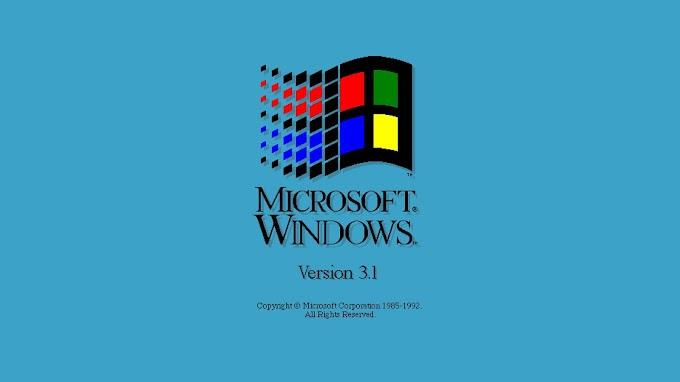 Vintage Microsoft Windows 3.1