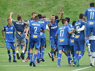Raposa levou o tricampeonato da Copa União Sub-16