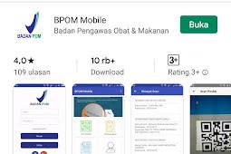 Aplikasi BPOM Mobile Kemudahan Cek Produk di Era Industri 4.0