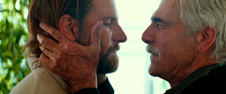 HA NACIDO UNA ESTRELLA -  Bradley Cooper y Sam Elliott