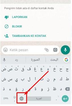 Download Aplikasi Menulis Arab Di Komputer : download, aplikasi, menulis, komputer, Menambahkan, Papan, Ketik, Bahasa, Tanpa, Aplikasi, Fokus