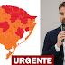 Leite anuncia bandeira laranja para Bossoroca e região