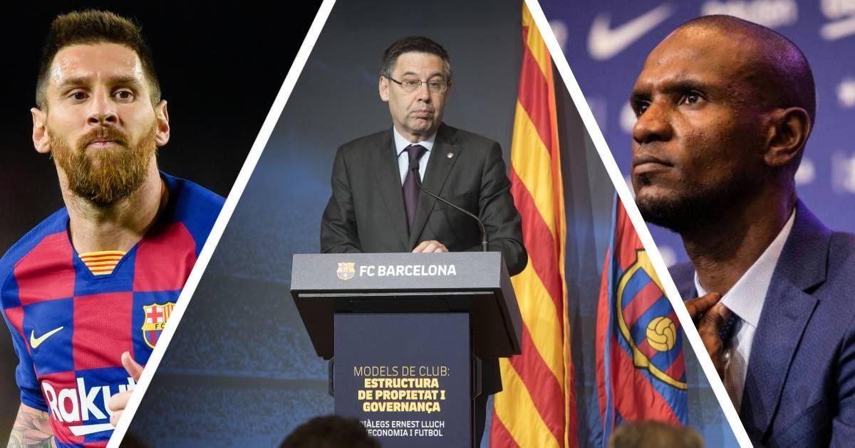 5 lí do khiến Messi quyết dứt áo rời Barcelona
