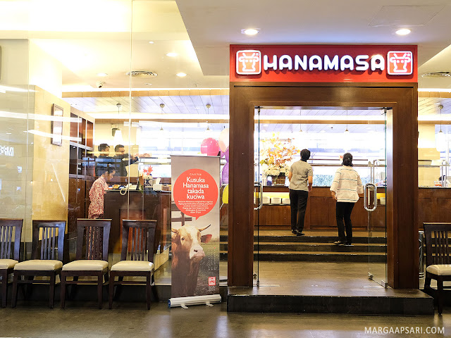 Hanamasa fX Sudirman