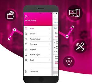 cod client telekom creare cont myaacount telekom cu factura detaliata