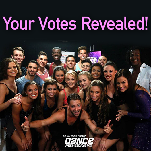 Recap/review of So You Think You Can Dance Season 11 - Top 20 Perform, 2 Eliminated by freshfromthe.com