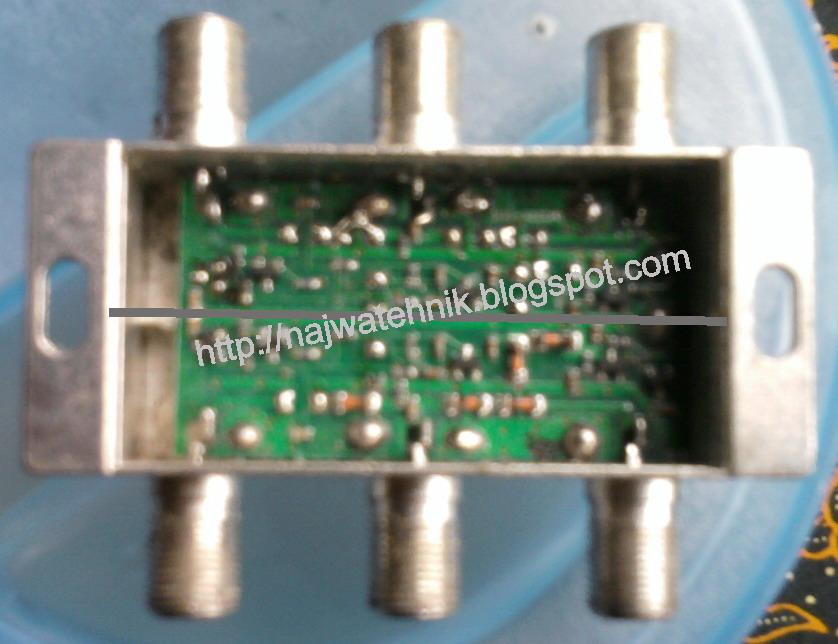 gambar rangkaian atau isi dari switch ta-2ms22k tanaka