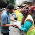 Walikota Medan Serahkan Bantuan kepada Petugas Kebersihan dan Komunitas Masyarakat