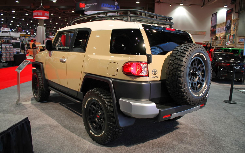 Fab Wheels Digest F W D Toyota Fj Cruiser 2006 14