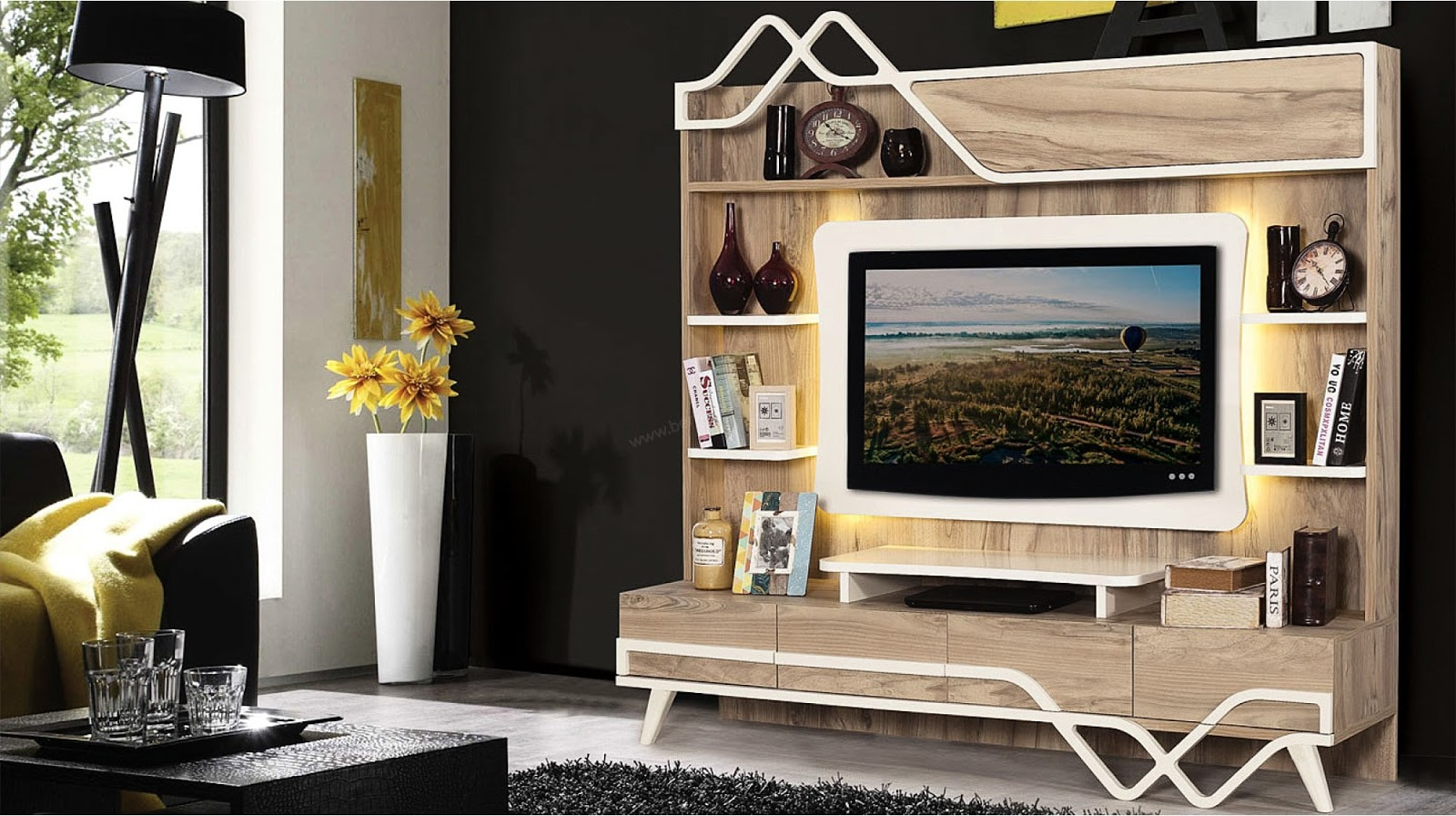 Home Decor New Best Tv Units Design Models