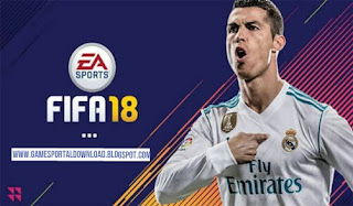 Free Download FIFA 18 Soccer Mod Apk + Data Obb In Android