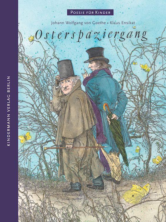 Bodenseewellen Der Osterspaziergang Poesie Fur Kinder