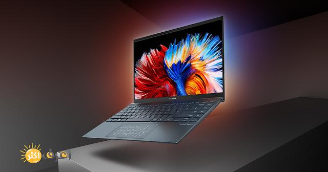 الحاسب المحمول ASUS ZenBook 13 OLED - اسوس زينبوك 13 اوليد