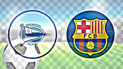 موعد مباراة برشلونة وديبورتيفو آلافيس في الدوري الإسباني | كورة لايف