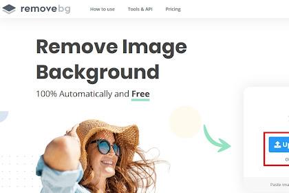 Cara Menghapus Background Foto Dengan Mudah Tanpa Aplikasi