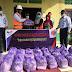 Jelang Idul Fitri, Indocement Bagikan Paket Sembako Kepada 10 Desa Mitra