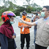 PMI Tempatkan Personil di Posko Pengecekan Puncak