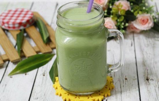 Sữa đậu xanh cốt dừa