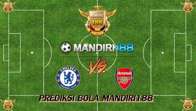AGEN BOLA - Prediksi Chelsea vs Arsenal 17 September 2017