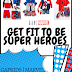 Get Fit To Be Super Heroes in GapKids | Marvel from Disney
