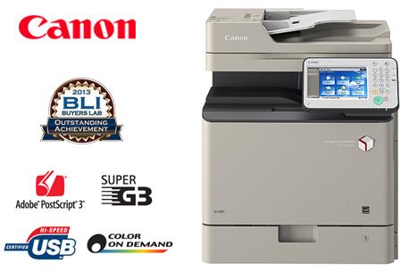 IRUNNER-ADV C250i Printer Driver Download