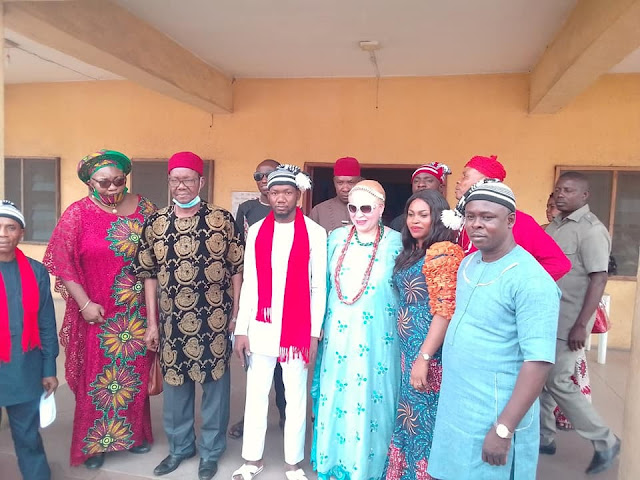 Blast on UK Envoy: Ohaneze Youth Council Requests British Government To Apologize To Eastern Nigeria Over Genocide Allegedly Caused By Them