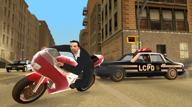 تحميل لعبة GTA Liberty City Stories