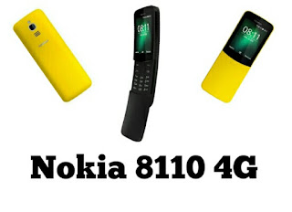 Nokia 8110 4G Price, Features And Specifications In India