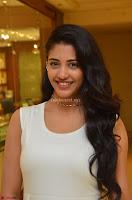 Daksha Nagarkar Cute Beauty in Sleeveless White Dress at Khwaaish Exhibition Launch 2017 ~  Exclusive 037.JPG