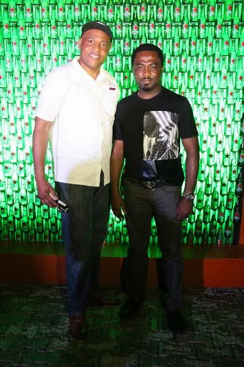 5 Grammy winning DJs, Black Chiney & DJ Snoop Da Damaja shut down Club Quilox for Heineken Green Light party