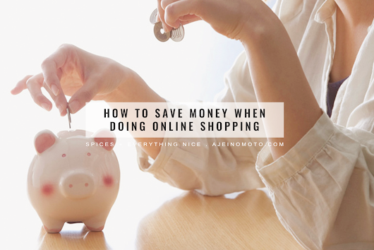 How To Save Money When Doing Online Shopping