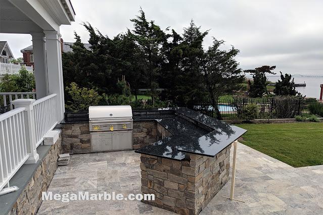 Best granite for outdoor kitchen