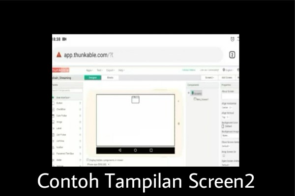 Cara Membuat Aplikasi Streaming TV Android Tanpa Coding