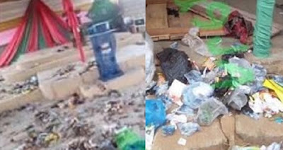 Landlady Move To Force Her Pastor Tenant Out By Littering Church With Trash